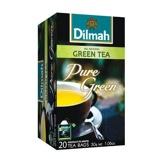 Afbeelding vanDilmah All Natural Green Tea Pure (20st)