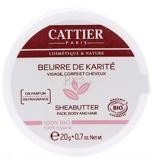 Afbeelding vanCattier Sheabutter Mini, 20 gram
