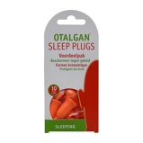 Afbeelding vanOtalgan Sleep Plugs Oordopjes Voordeelpak 20st