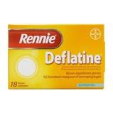 Afbeelding vanRennie Deflatine 18 kauwtabletten