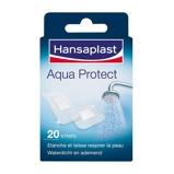 Afbeelding vanHansaplast Pleisters Aqua Protect Strips 20ST