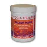 Afbeelding vanToco Tholin Balsem Warm (250ml)