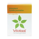 Afbeelding vanVitotaal Voedingssupplementen ashwagandha capsules 45cap