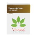 Afbeelding vanVitotaal Gember (45 capsules)