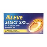 Afbeelding vanAleve Select 275mg naproxen 12tab