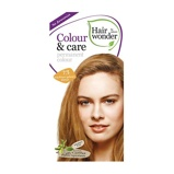 Afbeelding vanHairwonder Haarverf color & care medium golden blond 7.3 100ml