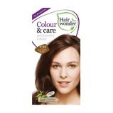 Afbeelding vanHairwonder Haarverf color & care choco brown 5.3 100ml