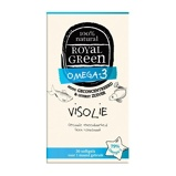 Afbeelding vanRoyal Green Omega 3 Visolie 30 softgels
