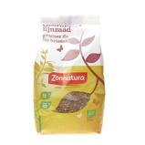 Afbeelding vanZonnatura Lijnzaad gebroken (400 gram)