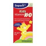 Afbeelding vanDagravit Kids Vitamine K+D Druppels Olie 25ml