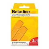 Afbeelding vanBetadine Desinfectiepleisters Strips 20 stuks