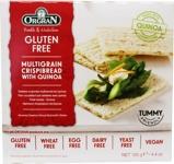 Afbeelding vanGlutenvrije Meergranenknackebrood met quinoa Orgran aanbieding tht 17 april 2019