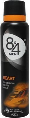 Afbeelding van 8x4 Deodorant Spray Beast (150ml)