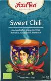 Afbeelding vanYogi Tea Sweet chili (17 zakjes)