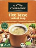 Afbeelding vanNatur Compagnie Instant champignonsoep (51 gram)