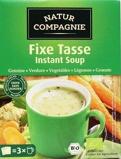 Afbeelding vanNatur Compagnie Instant groente soep (54 gram)