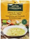 Afbeelding vanNatur Compagnie Groentesoep met vermicelli (50 gram)