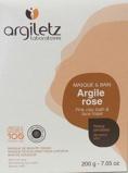 Afbeelding vanArgiletz Klei Superfijn Roze, 200 gram