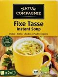 Afbeelding vanNatur Compagnie Instant soup kip (34 gram)