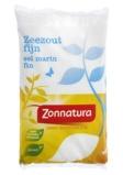 Afbeelding vanZonnatura Zeezout fijn (500 gram)