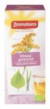 Afbeelding vanZonnatura Ideaalgewicht thee bio (20 zakjes)