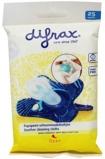 Afbeelding vanDifrax fopspeen schoonmaakdoekjes (25 stuks)