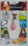 Afbeelding vanSteengoed Hanger gezondheidssteen rhodochrosiet 1kaart