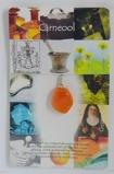 Afbeelding vanSteengoed Hanger gezondheidssteen carneool 1kaart