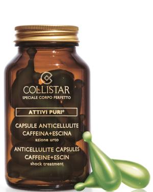 Afbeelding van 10% code LIEFDE10 Collistar Pure Actives Anticellulite Capsules 56 ml
