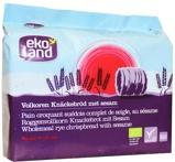 Afbeelding vanEkoland Knackebrod volkoren sesam (250 gram)