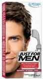 Afbeelding vanJust for Men Autostop Haarverf Middenbruin 35 gram