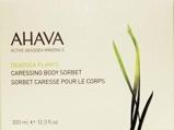 Afbeelding vanAhava Caressing Body Sorbet Mandarin & Cedarwood, 350 gram