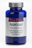 Afbeelding vanNova Vitae Appelzuur malic acid 800 mg (100 capsules)