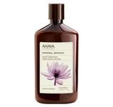 Afbeelding vanAhava Mineral Botanic Lotus Cream Wash, 500 ml