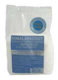 Afbeelding vanEsspo Himalayazout Tafelzout Wit Fijn Navul (950g)