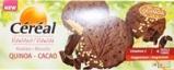 Afbeelding vanCereal Koek quinoa cacao (12 stuks)