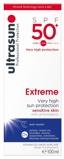 Afbeelding vanUltrasun Extreme zonnebrandmelk SPF 50+ 100 ml