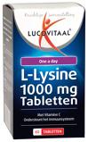 Afbeelding vanLucovitaal L Lysine Lipblaasje (60CAP) OLL6056