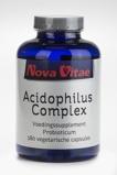 Afbeelding vanNova Vitae Acidophilus Complex Capsules 180st