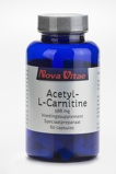 Afbeelding vanNova Vitae Acetyl l carnitine 588 mg (60 capsules)