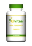 Afbeelding vanElvitaal Sabal Pompoenpit Complex Tabletten 100TB