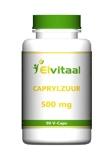 Afbeelding vanElvitaal caprylzuur 500 Mg, 90 Veg. capsules