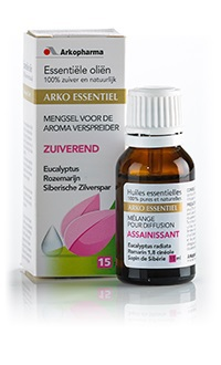 Afbeelding van Arko Essentiel Essentiele olie zuiverend (15 ml)
