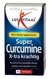 Afbeelding vanLucovitaal Supplement Curcumine Super X tra Krachtig 30 Capsules