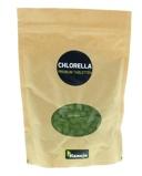Afbeelding vanHanoju Chlorella premium 400 mg paper bag (1250 tabletten)