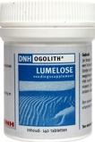 Afbeelding vanDNH Lumelose Ogolith Tabletten 140st