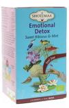 Afbeelding vanShoti Maa Emotional detox thee hibiscus & munt BIO 32 Biologisch (6 stuks)