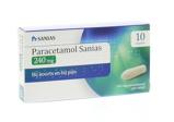 Afbeelding vanSanias Paracetamol 240 Mg, 10zp