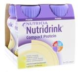 Afbeelding vanNutricia Compact Protein Vanille 125 ml, 4x125 gram