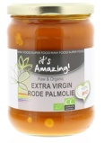 Afbeelding vanIts Amazing Rode Palm Olie Extra Virgin Bio 500ml
